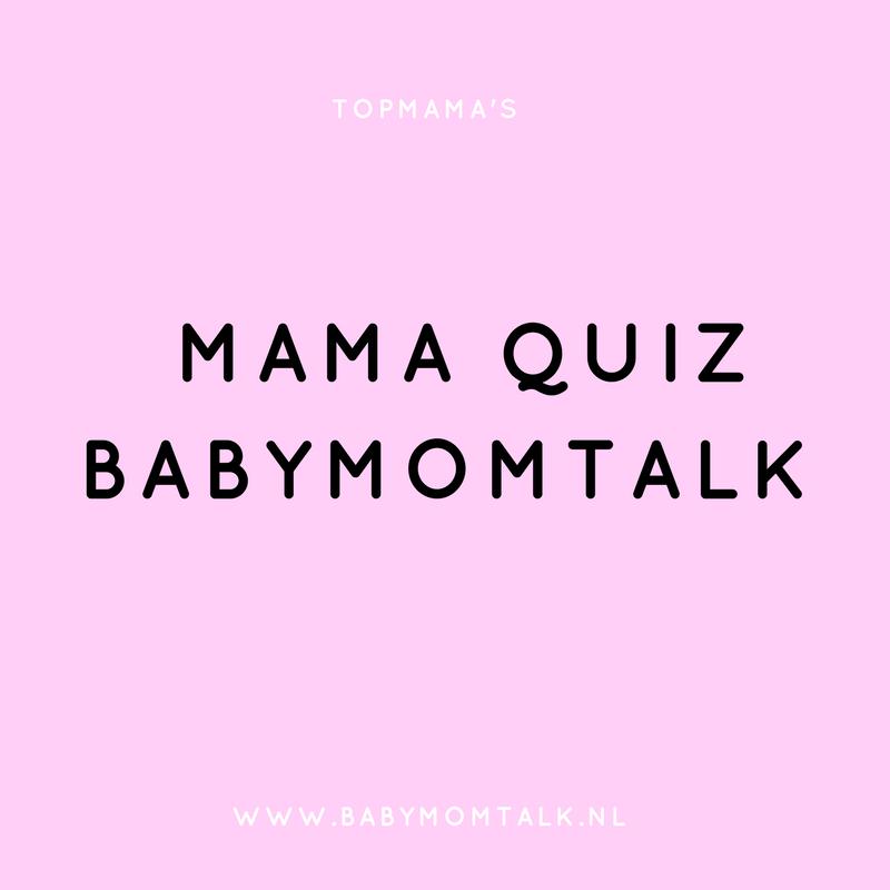 Vaak Een quiz voor alle (aanstaande) moeders! Weet jij het allemaal? &HR31