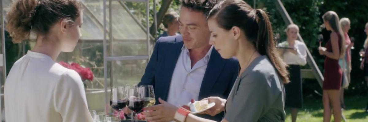 Ophef over aflevering Soof: wijn drinken tijdens de zwangerschap