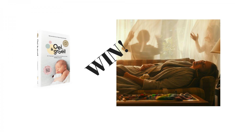 WIN: 2 bioscoopkaarten + Oei, ik groei boekje!