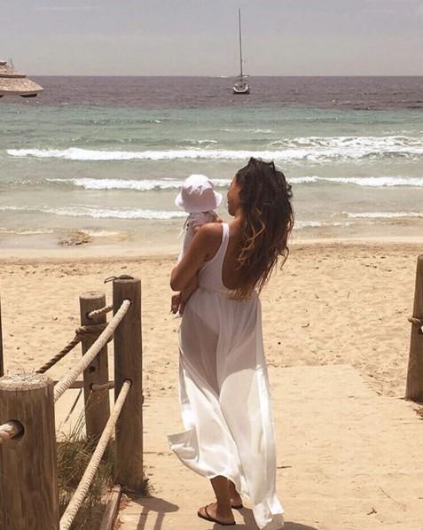 Op vakantie naar Ibiza, met een baby!