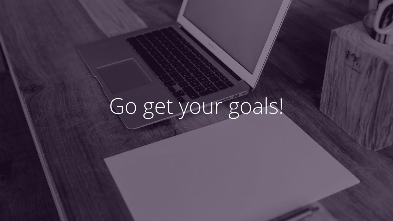 Met deze methode behaal je wel jouw goals!