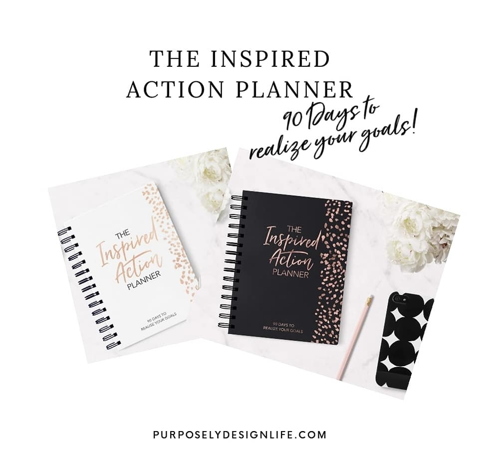 WIN 2x Inspiration Action Planner