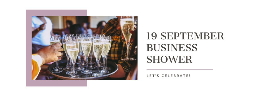 Business Shower #2 | Celebrate your business
