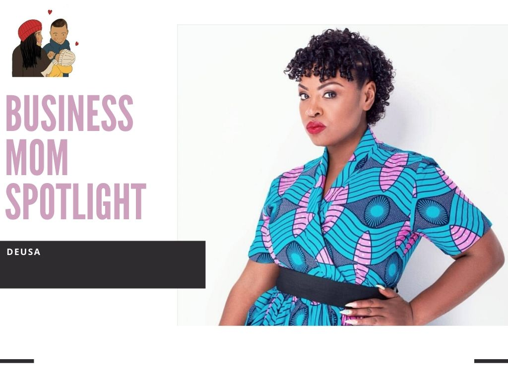 Business mom Spotlight | Dança Deusa