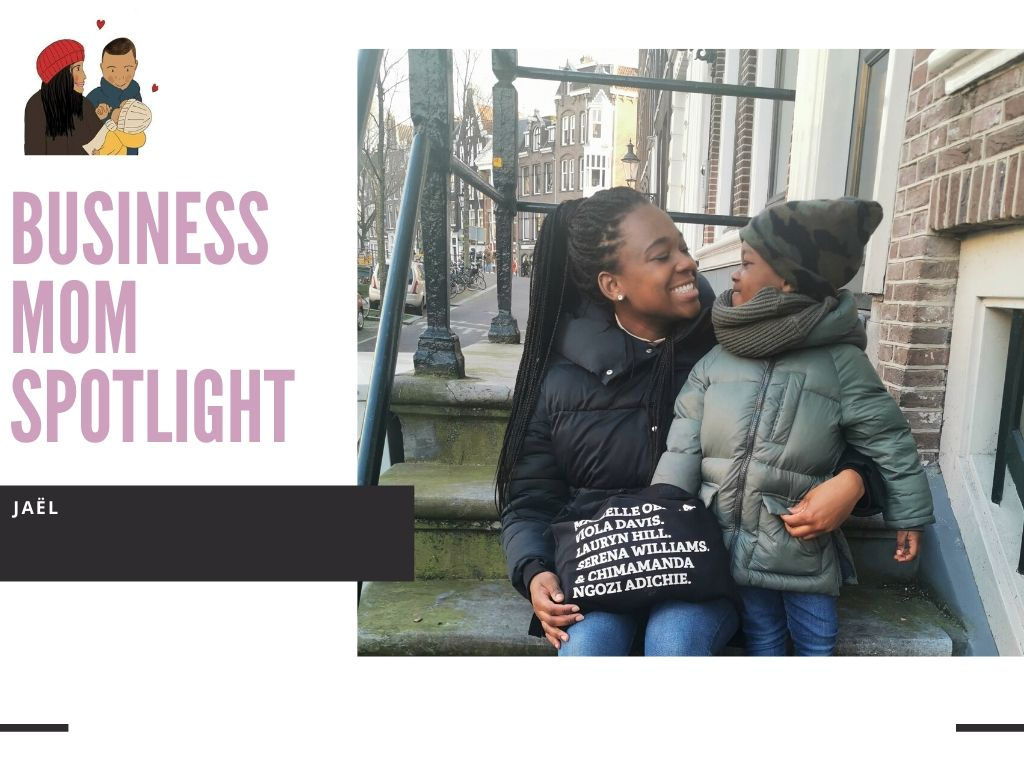 Business mom Spotlight | Melaninfinity Magazine