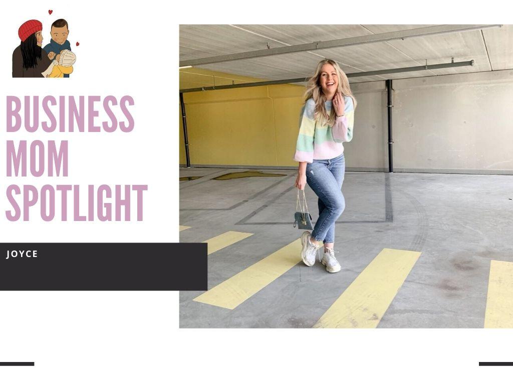 Business mom Spotlight | Moms in Style