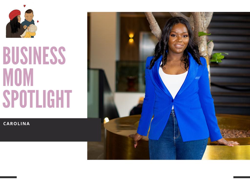 Business mom Spotlight | Petits Caro